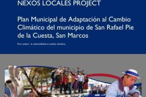 Plan Municipal de Adaptación al CC