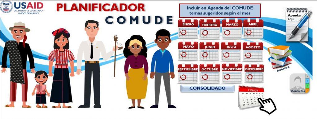 PORTDA PLANIFICADOR COMUDE